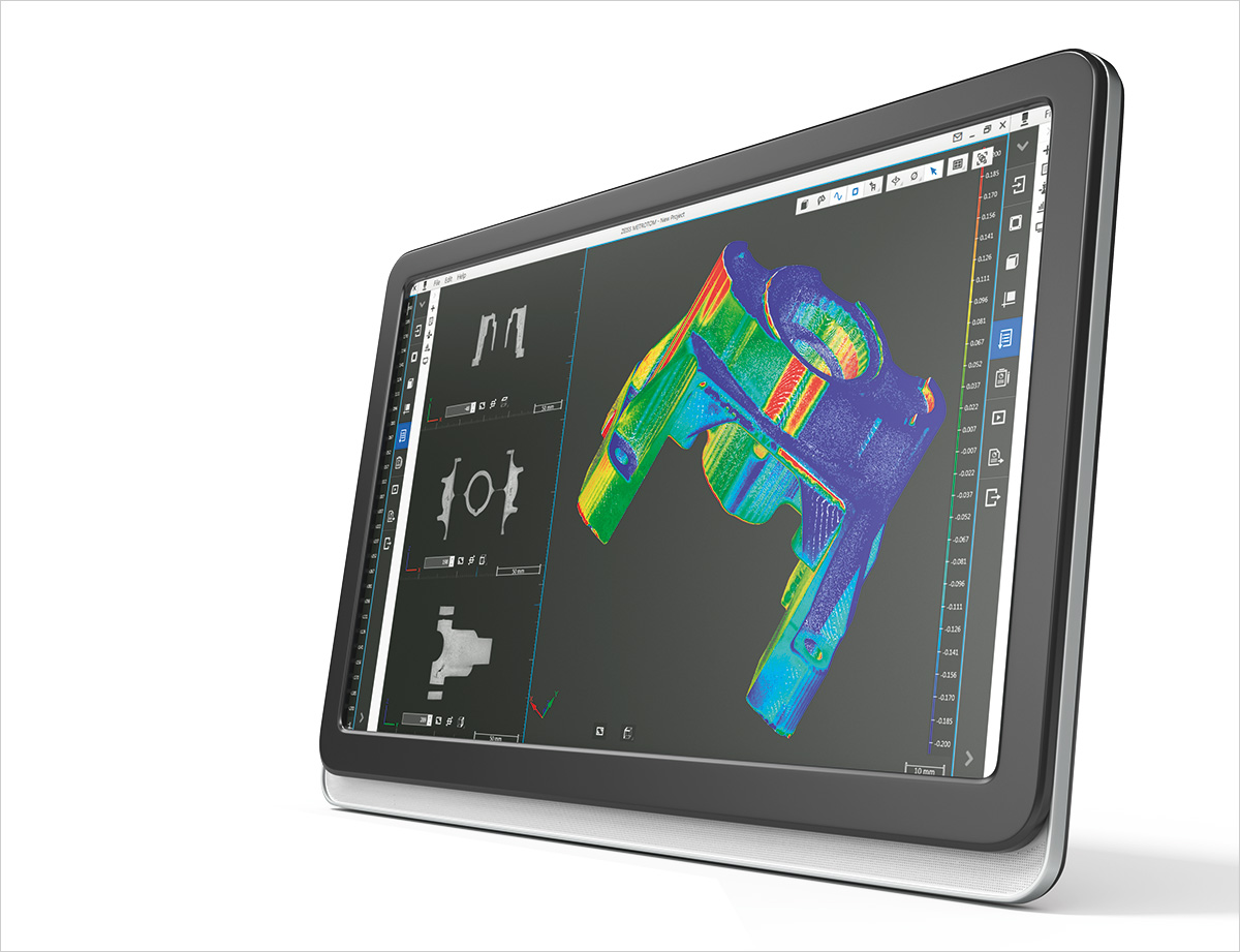 ZEISS CT Visualisierungs- und Auswertungssoftware
