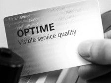 Optime visible service quality